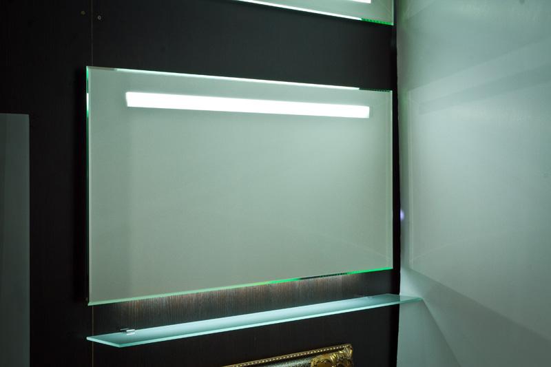 Moderne Zrkadlo do Kupelne Moderné Led Zrkadlo