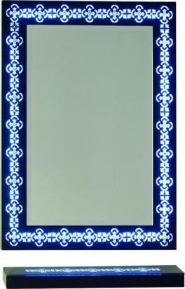 Zrkadlo okrasné na mieru J10